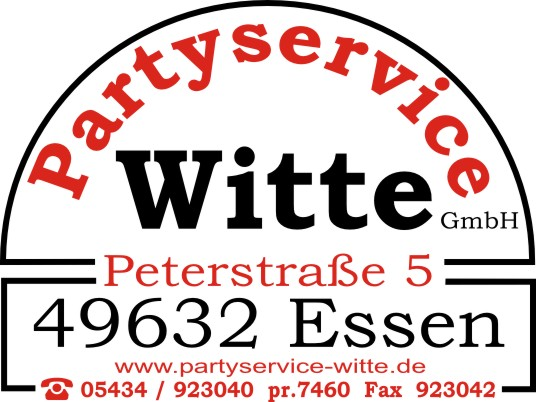 Logo Partyservice Witte